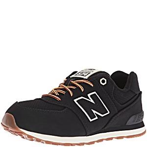 New Balance детские кроссовки Kids' KL574 Цвет Черный