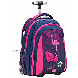 Рюкзак на колесах Belmil Фламинго  338-45/672 Flamingo
